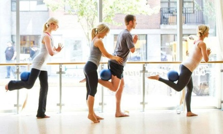 Four Barre-Fitness Classes or Two Months of Unlimited Classes at Barre3 (Up to 48% Off)