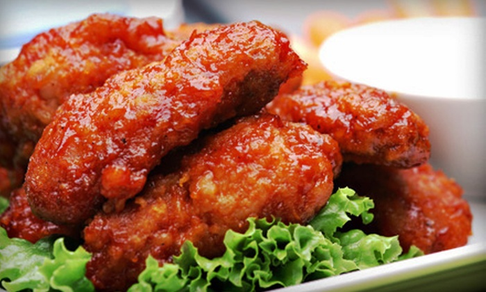 Wings Over New Haven - Downtown: $15 for $30 Worth of Chicken Wings at Wings Over New Haven