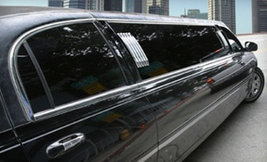 Four- Or Six-hour Limo Experience With A Full Bar For Up To Eight People From G&a Limousine Service (up To 54% Off)