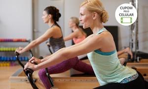 Santé Studio Pilates: Santé Studio Pilates – Jardim América: 1 ou 3 meses de pilates solo e com aparelhos + matrícula