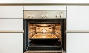 Domestic Oven Cleaners: Full Oven and Optional Hob Clean with Domestic Oven Cleaners, Multi Location (Up to 54% Off)