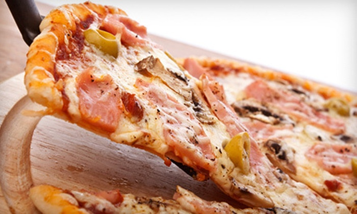 Sergio's Pizza - Chelsea: One or Two Large Pizza Meals with Appetizers and Soda at Sergio's Pizza (Up to 57% Off)