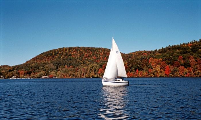 Nashalla Sailing - Waterville: Up to 51% Off 2 hour sail at Nashalla Sailing