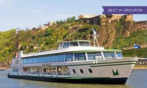 Rheinschifffahrt Hölzenbein GmbH: Schifffahrt zum Weihnachtsmarkt in Linz für Zwei oder Vier mit der Rheinschifffahrt Hölzenbein (bis zu 50% sparen)