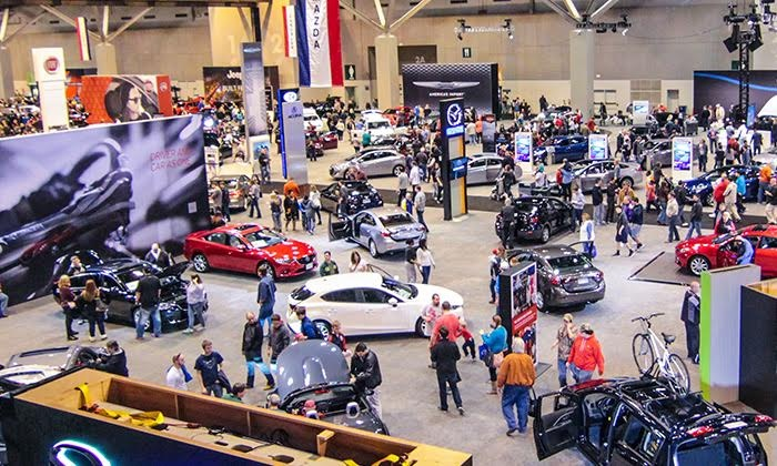 St. Louis Auto Show - America's Center & Edward Jones Dome: $14 for Two General Admission Tickets to the Saint Louis Auto Show ($22 Value)