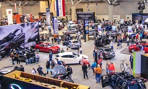 St. Louis Auto Show: $14 for Two General Admission Tickets to the Saint Louis Auto Show ($22 Value)