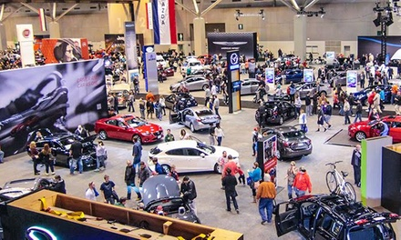 $14 for Two General Admission Tickets to the Saint Louis Auto Show ($22 Value)