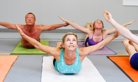 5, 10, or 20 Bikram Yoga Classes at Bikram Yoga Durham (Up to 72% Off)