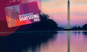 Flex Attraction Pass from The Sightseeing Pass DC at The Sightseeing Pass DC, plus Up to 10.0% Cash Back from Ebates.