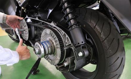 Tagliando scooter o moto anche oltre 600cc