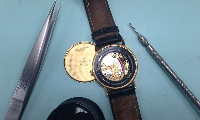 Bp Watch Experts - New York: $5 for $10 Worth of Watch Repair — BP Watch Experts