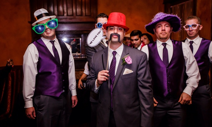Just For You Photo Booths - Lakeland: Two- or Three-Hour Photo-Booth Rental with  Props from Just For You Photo Booths (50% Off)