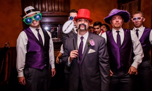 Just For You Photo Booths: Two- or Three-Hour Photo-Booth Rental with  Props from Just For You Photo Booths (50% Off)