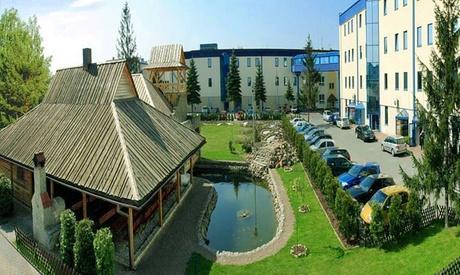 Bochnia: estancia para 2 personas con desayuno, spa y opción a media pensión en Centrum Konferencyjne Nowa Bochnia &Spa