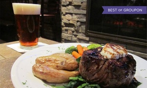 Austin's Ale House: Pub Fare and Drinks at Austin's Ale House (Up to Half Off). Three Options Available.