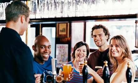 $16 for Pub Food at Earl Of Whitchurch (Up to $30 Off)