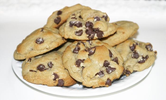 Luvbug Cookie Company: $24.95 for One Dozen Gourmet Chocolate-Chip Cookies from Luvbug Cookie Company ($34.95 Value)