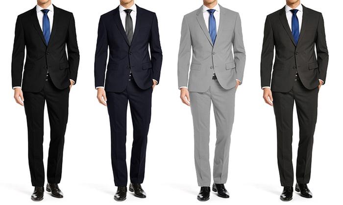 Renoir Men's Classic-Fit Suits (2-Piece)