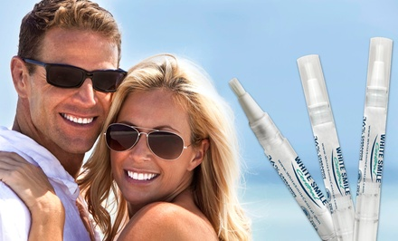 [$15 for Three Teeth-Whitening Pens from White Smile Central ($89.85 Value) Image]