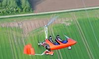 Esperienza di volo su elicottero con pilota istruttore da Apu Aviation (sconto 75%)