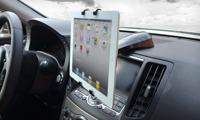 Aduro Car Mount for iPad and Tablet: $20 for an Aduro Universal Car Mount for iPad and Tablets ($49.99 List Price). Free Shipping and Free Returns.