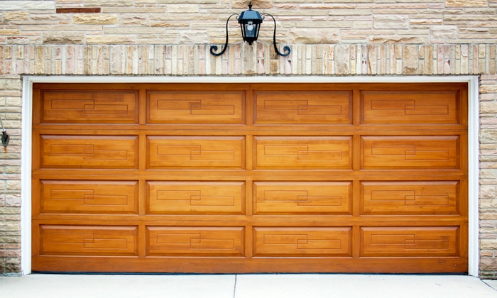 South Florida Faux - Fort Lauderdale: $179 for a Garage-Door Varnishing from South Florida Faux ($500 Value)