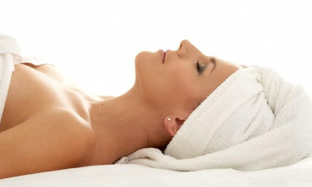 Back Scrub and Massage with Perk Me Up Facial or Massage with Foot Reflexology at Atlantis Beauty Spa (50% Off)