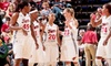 Indiana Fever - Bankers Life Fieldhouse: Indiana Fever Game at Bankers Life Fieldhouse (Up to 73% Off). Two Seating Options and Three Games Available.
