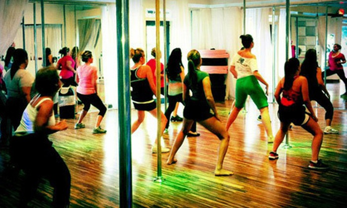Polestars - Parkside: $70 Worth of Pole-Dancing Classes