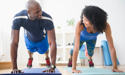 Two Sessions of Personal Training with Physical Analysis at TFC Fitness Consultancy (33% Off)