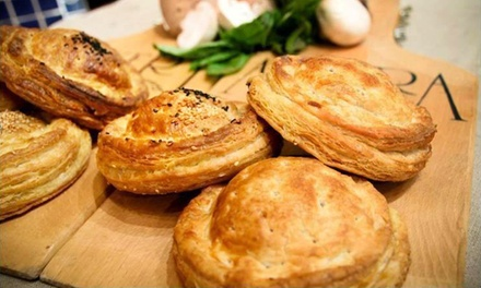 $25 for a $40 Gift Card for European Cuisine and Sweets at Artopolis Bakery & Cafe