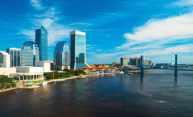 4 Star Omni Hotel In Downtown Jacksonville