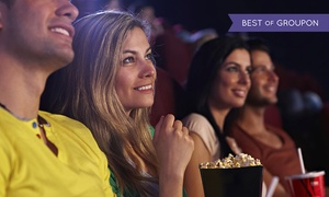 The Dunbar Theatre: CC$14.50 for One Movie and One Popcorn for Two People at The Dunbar Theatre (Up to 50% Off)