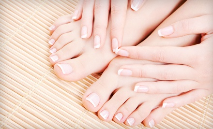 Consultation and Q-Clear Laser Nail Fungus Treatment for Both Feet - Jay Mermelstein, D.P.M. in Mount Vernon