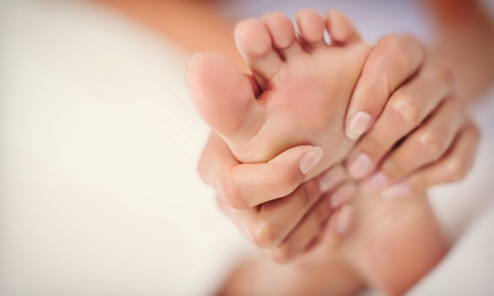 Bare Foot Massage - Harvey Oaks: $39 for 30-Minute Deep-Tissue Massage with Reflexology Treatment at Bare Foot Massage ($80 Value)