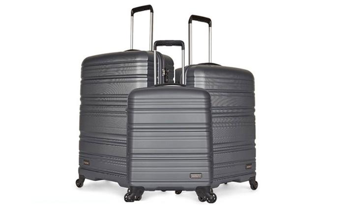 Antler Saturn Suitcase Set