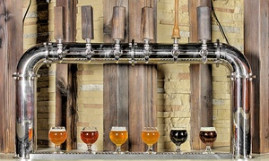 Nighthawk Brewery: Beer at Nighthawk Brewery (Up to 42% Off)