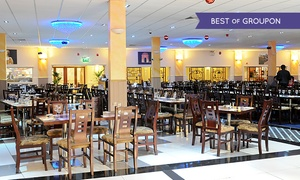 The Venue Cuisine: All-You-Can-Eat World Buffet for One, Two or Four People at The Venue Cuisine (50% Off)