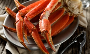 Crab Daddy's: Seafood at Crab Daddy's (40% Off)