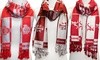NCAA Officially Licensed Knit Scarf: NCAA Officially Licensed Knit Scarf