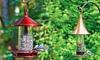 Good Directions Hanging Bird Feeder: Good Directions Hanging Bird Feeder