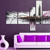 Fabuart Single or Multi-Panel Abstract Wall Art