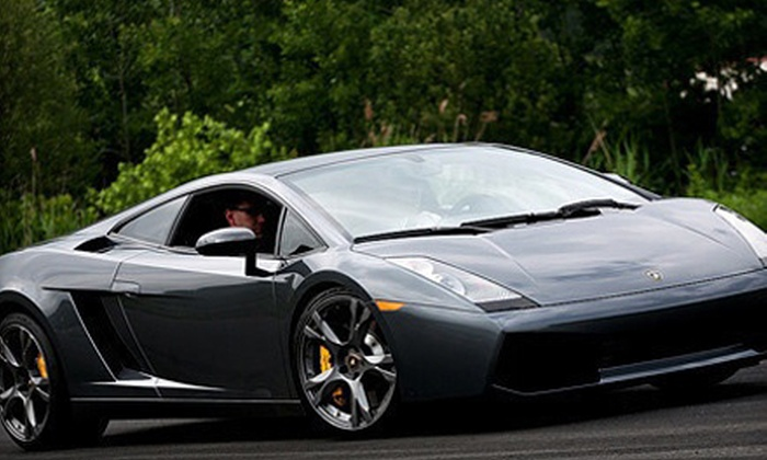Gotham Dream Cars - Grissom Air Force Base: $99 for a High-Speed Drive in a Ferrari or Lamborghini from Gotham Dream Cars ($249 Value). Two Options Available.