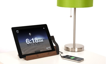 Griffin DreamStand Desktop iPad Charging and Viewing Dock