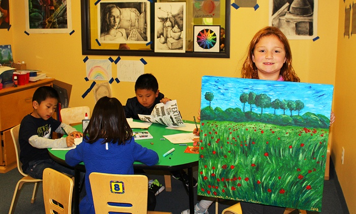 Southlake Tutoring Academy - Village Center: Two One-Month Package of Classes for Kids Aged 5-12 (Up to 67% Off)