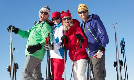 Lift Tickets for One, Two, Three, or Four at Mt. Crescent Ski Area (Up to 37% Off)