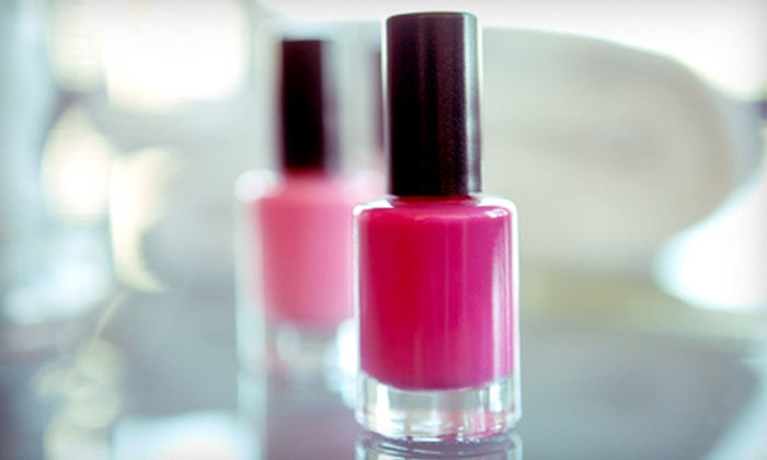 Make Them Gelish - Greenwood Village: One or Three Gel Polish Treatments at Make Them Gelish in Greenwood Village (Up to 60% Off)