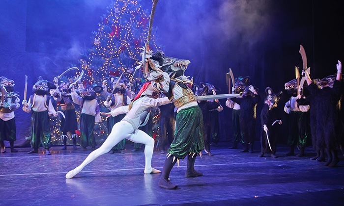 """The Nutcracker"" - Edison Theatre: ""The Nutcracker"" presented by Missouri Ballet Theatre at Edison Theatre on December 20 or 21 at 2 p.m. (Up to 40% Off)"