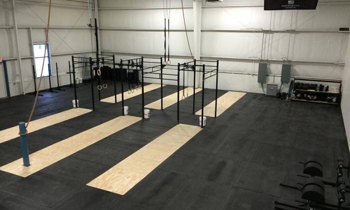 Crossfit Allendale - Allendale: Four Weeks of Unlimited CrossFit Classes at CrossFit Allendale (65% Off)