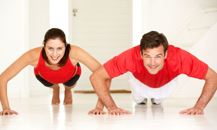 FitMania - FitMania: 5 or 10 Barefoot Boot-Camp Sessions at FitMania (Up to 76% Off)